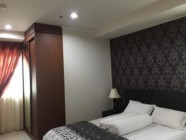 1325-ID Sahid Sudirman Master Bedroom