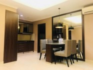 Sewa Apartemen Denpasar Residences Kuningan City – 3+1 BR 125 m2 Luxurious Furnished