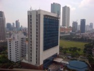 Disewakan / For Rent Apartemen Bellagio Residence Mega Kuningan - 2 BR + Study Room + Maid Room Fully Furnished